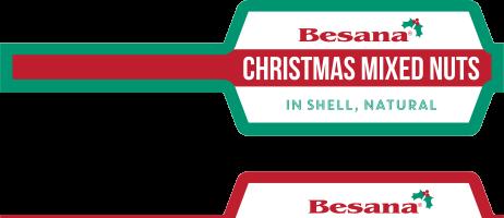 Besana Christmas Labels