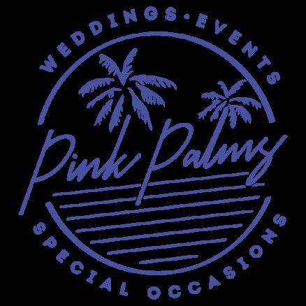 Pink Palms Logo